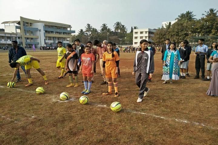 Good Shepherd Central School-Sports