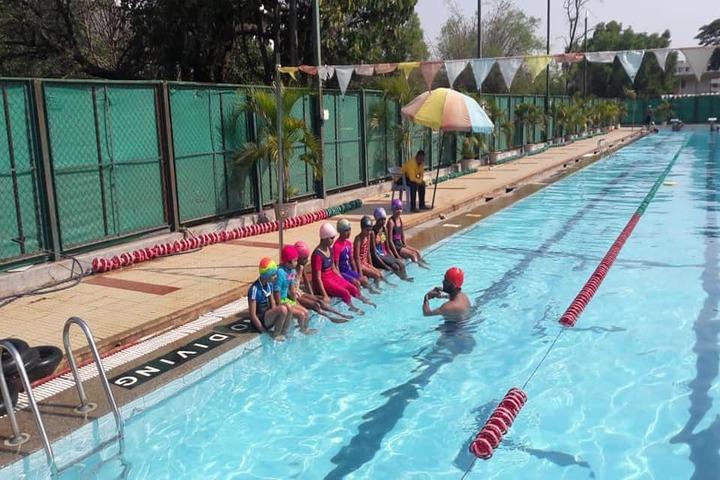 Good Shepherd Central School-Swimming Pool