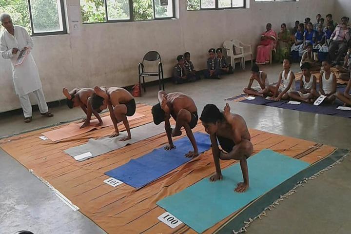Good Shepherd Central School-Yoga