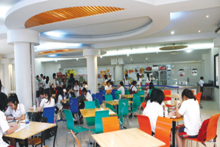christ jyoti school - canteen