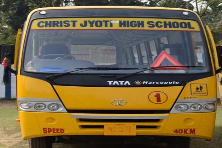 christ jyoti school - transport