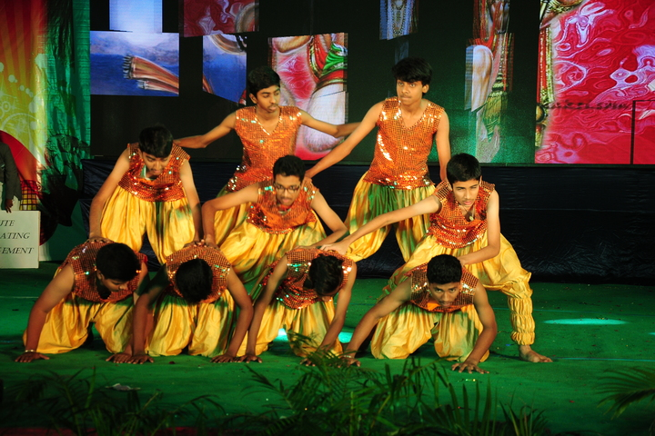 Green Valley English School-Annual Function