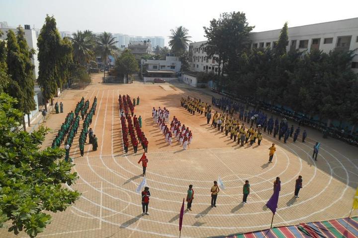 Green Valley English School-Play Ground