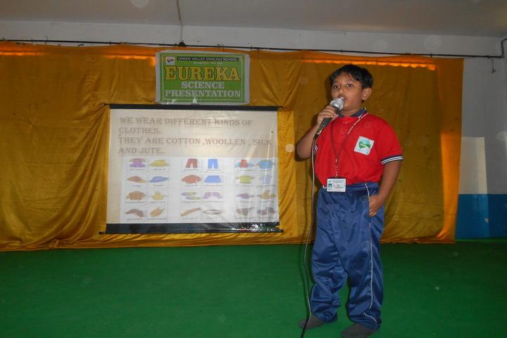 Green Valley English School-Seminar