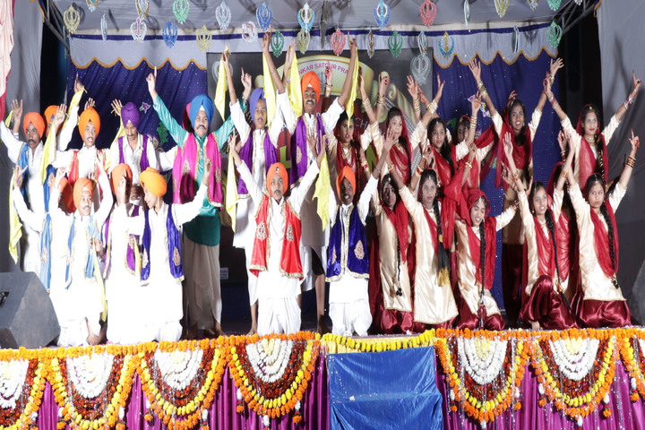 Guru Nanak Dev Public School-Annual day