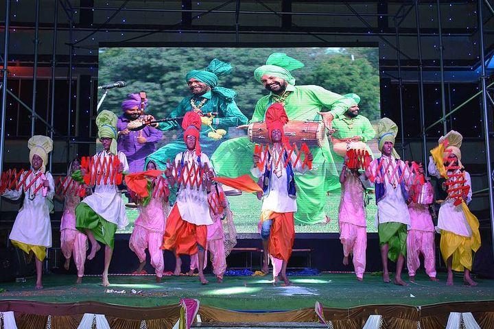 Guru Nanak Public School-Cultural Dance
