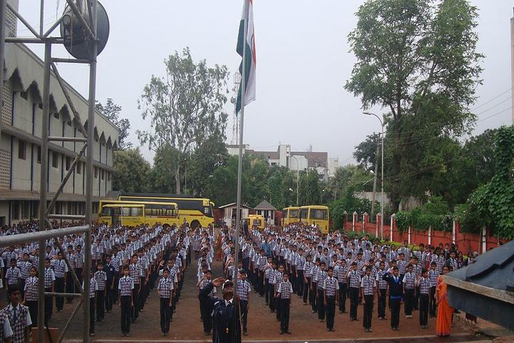 Guru Nanak Public School-Independence Day