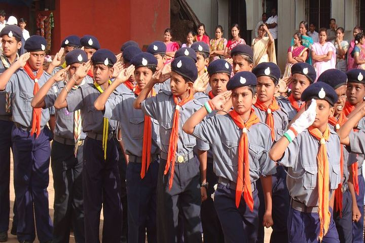 Guru Nanak Public School-Scouts and Guides