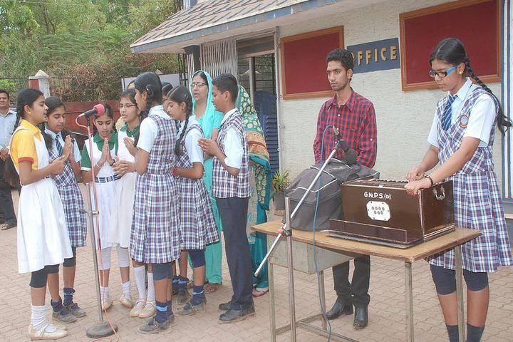 Guru Nanak Public School-Singing
