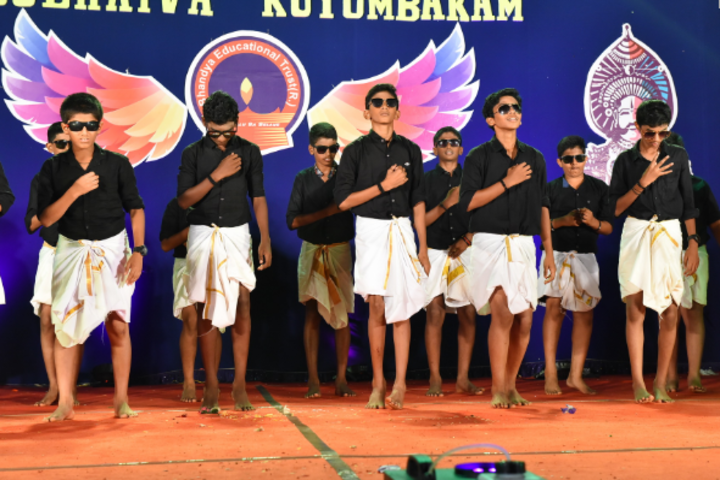 Gurukul Public School-Annual day