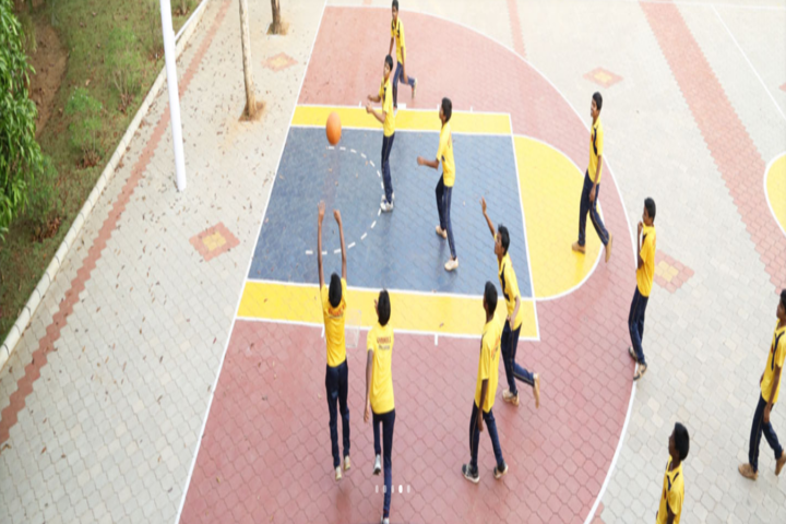 Gurukul Public School-Sports