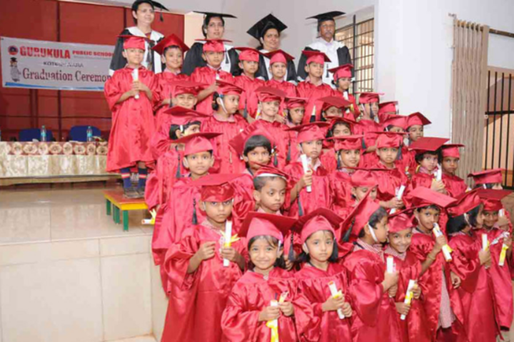 Gurukul Public School-Graduation Ceremony