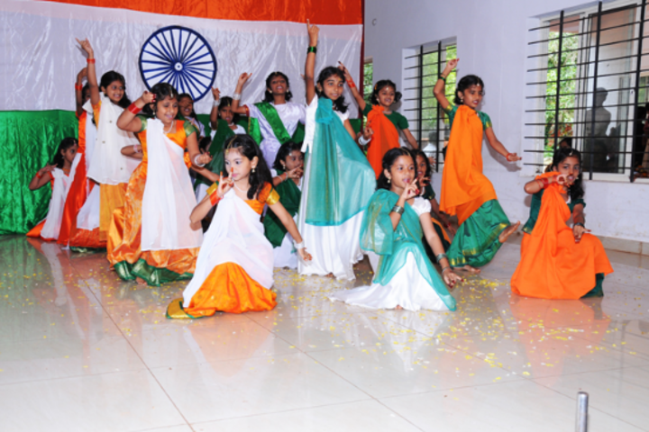 Gurukul Public School-Independence day