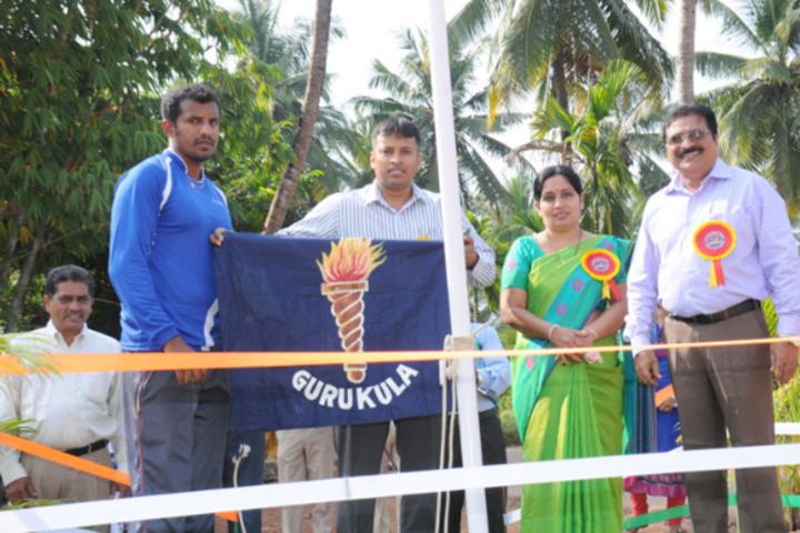 Gurukul Public School-Investiture Cermony