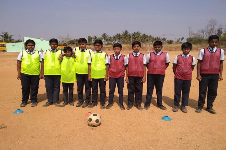Gurukula International School-Sports football