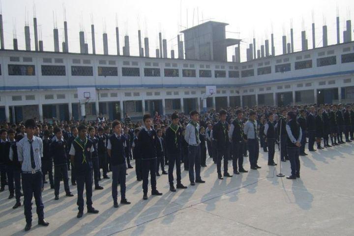 De pauls public school - assembly
