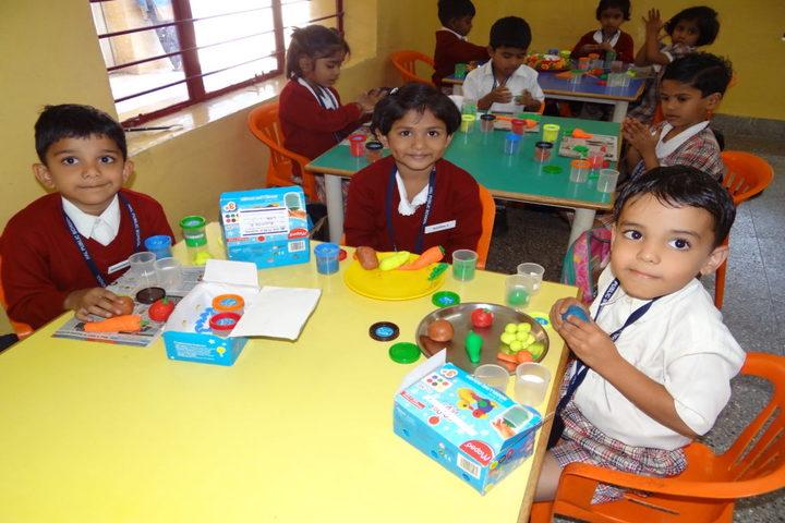 Hal Public School-Activity Room