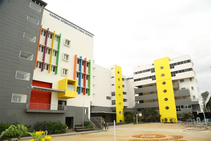 Harsha International Public School-Campus