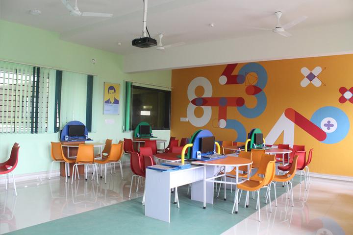 Harsha International Public School-Maths Lab