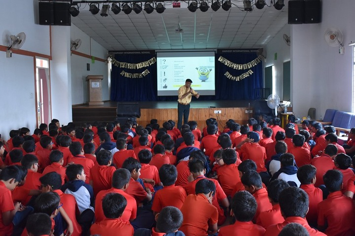 Harvest International School-Seminar