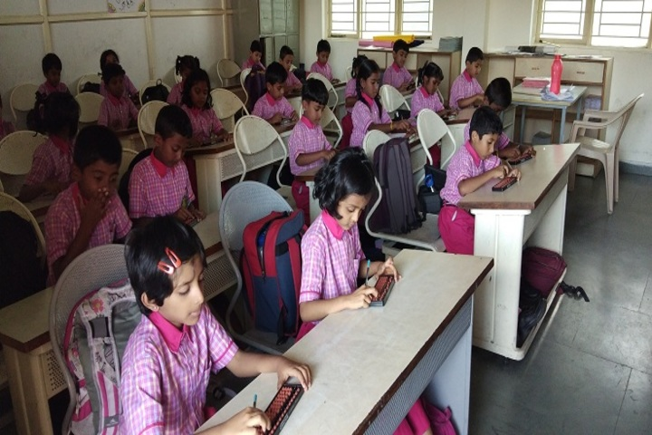 Harward International School-Classroom
