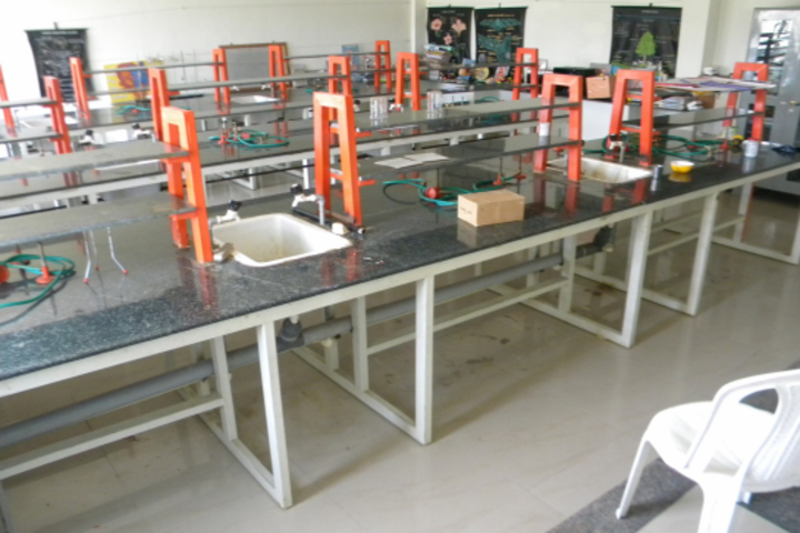Hassan Public School-Science Lab