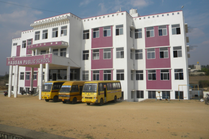 Hassan Public School-Transport