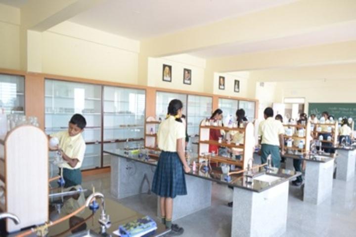 Hill Rock National Public School-Scienece Lab