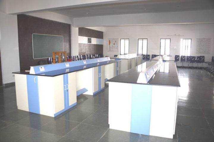 HKS International School-Biology Lab