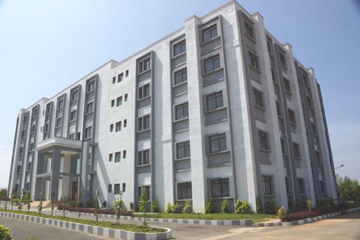 HKS International School-Hostel Building