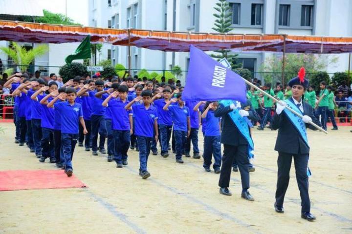 HKS International School-School Activity