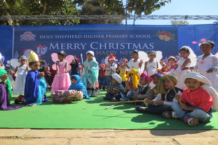 Holy Shephard Higher Primary School-Christmas Celebration