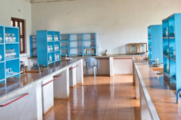 Hongirana School Of Excellence-Chemistry Lab
