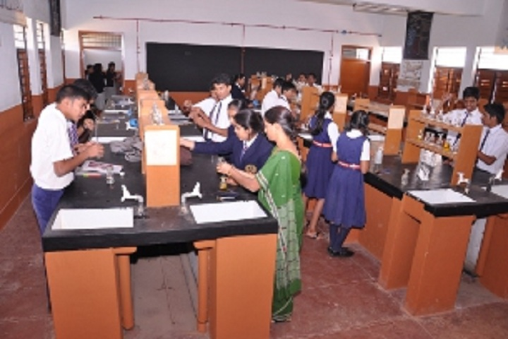 J S S Public School-Biology Lab