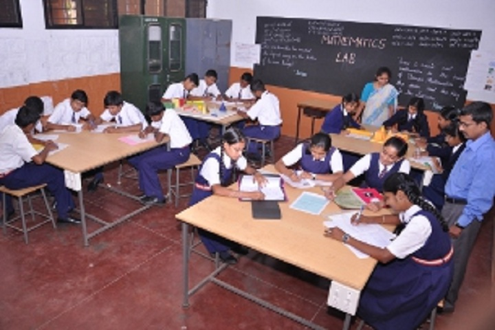 J S S Public School-Maths Lab