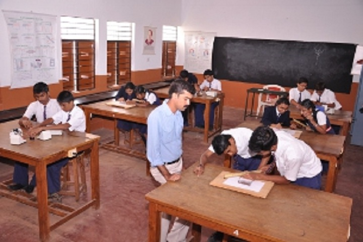 J S S Public School-Physics Lab