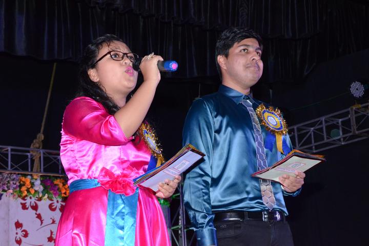 Delhi public school- Dhaligaon- singing
