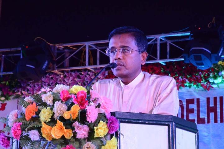 Delhi public school- Dhaligaon- speech