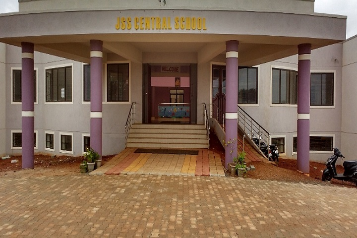 J S S Shri Manjunatheshwara Central School-School Building
