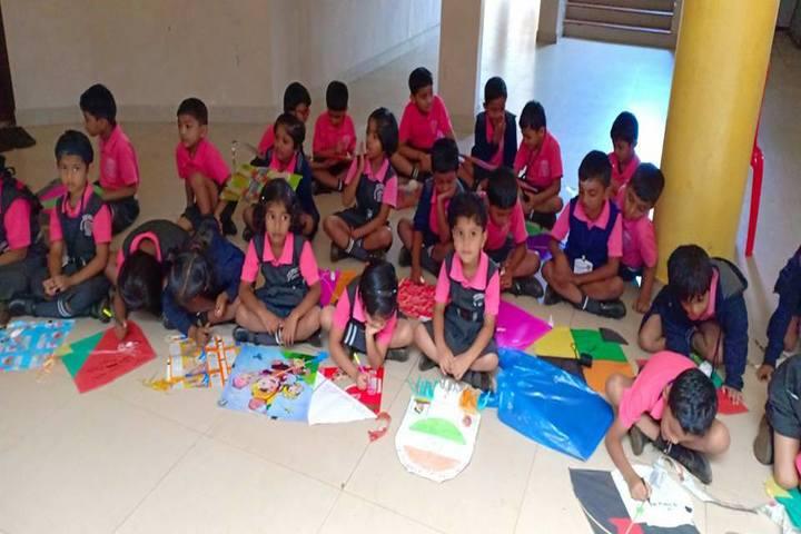 J S S Shri Manjunatheshwara Central School-Activity