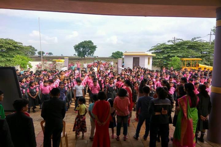 J S S Shri Manjunatheshwara Central School-Assembly