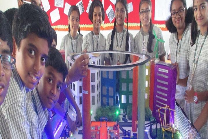 Jaigopal Garodia Rashtrotthana Vidya Kendra-School Exhibition