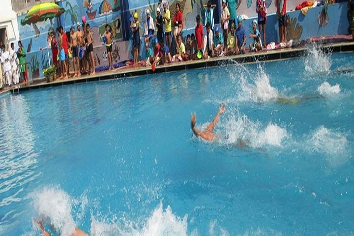 Jaigopal Garodia Rashtrotthana Vidya Kendra-Swimming Pool