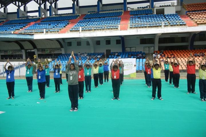 Jaigopal Garodia Rashtrotthana Vidya Kendra-Yoga