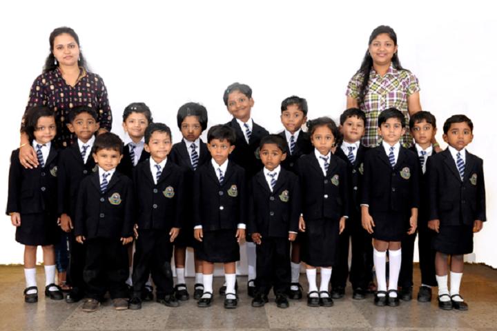 Jaihind International School-Group Photo