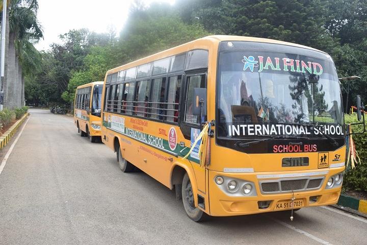 Jaihind International School-Bus