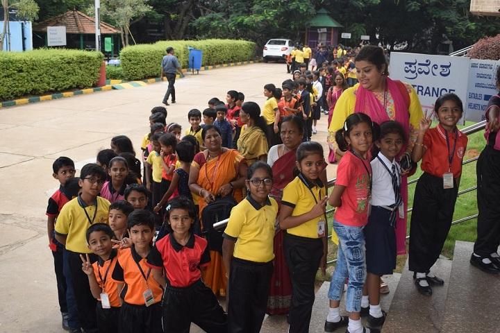 Jaihind International School-Field Trip