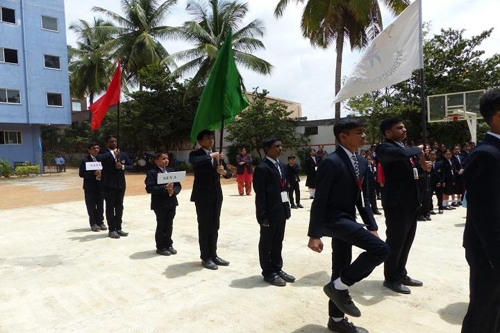 Jaihind International School-Sports Day Celebration