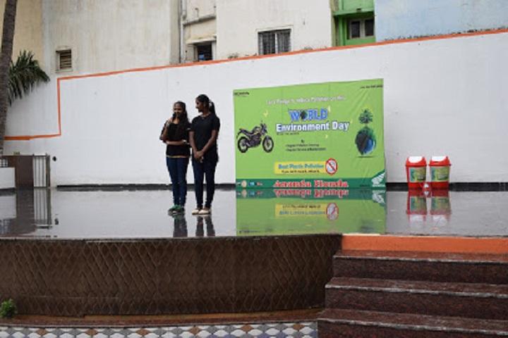 Jaihind International School-World Environment  Day