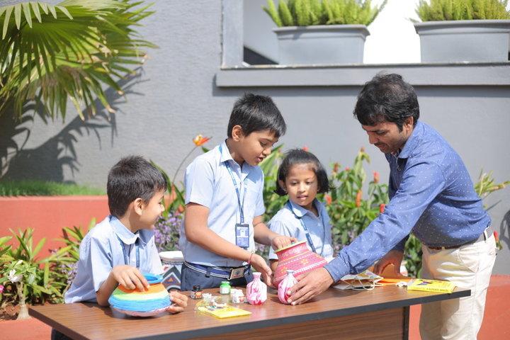 Jain Heritage School-Art